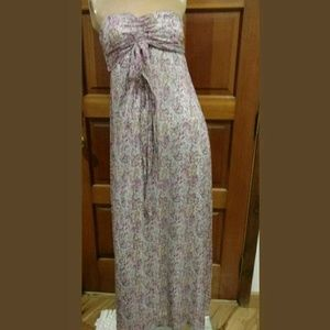 Fire of Los Angeles. Maxi. Size small floral dress